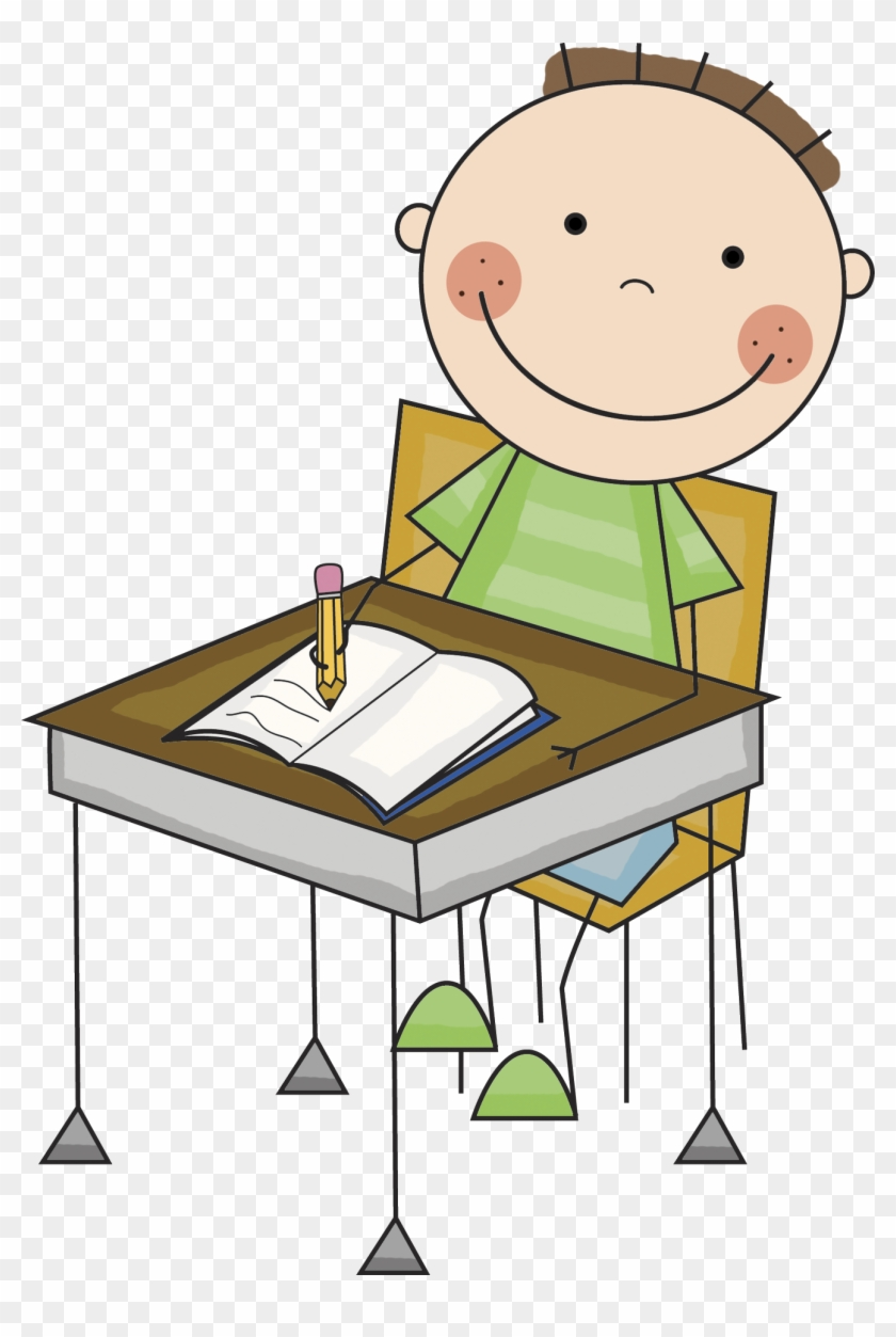 clipart of write, writing and furniture - persuasive essay clipart