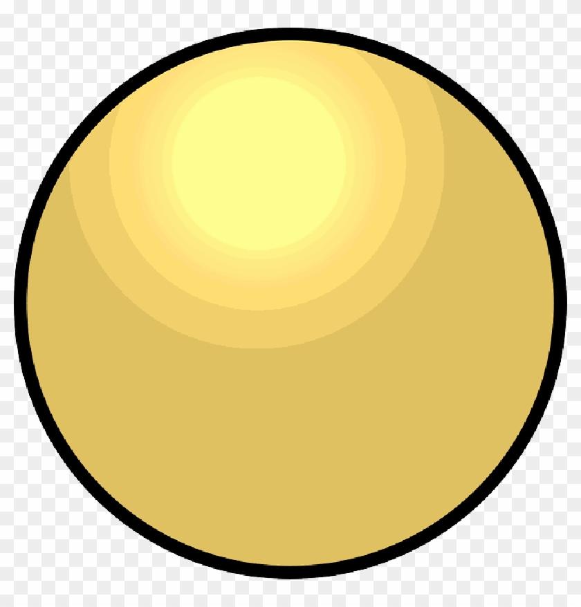 Button, Yellow, Round - Smiley Face Clip Art #1125692