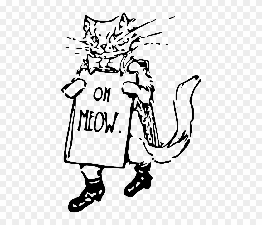 cat sign drawing kitten holding walking whiskers cewek dan kucing drawing free transparent png clipart images download cat sign drawing kitten holding