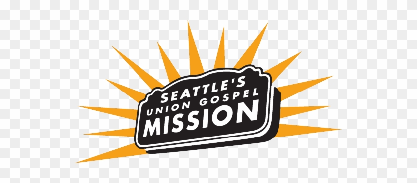 Com Grocery Delivery Will Deliver Your Donated Groceries - Union Gospel Mission Logo #1126572