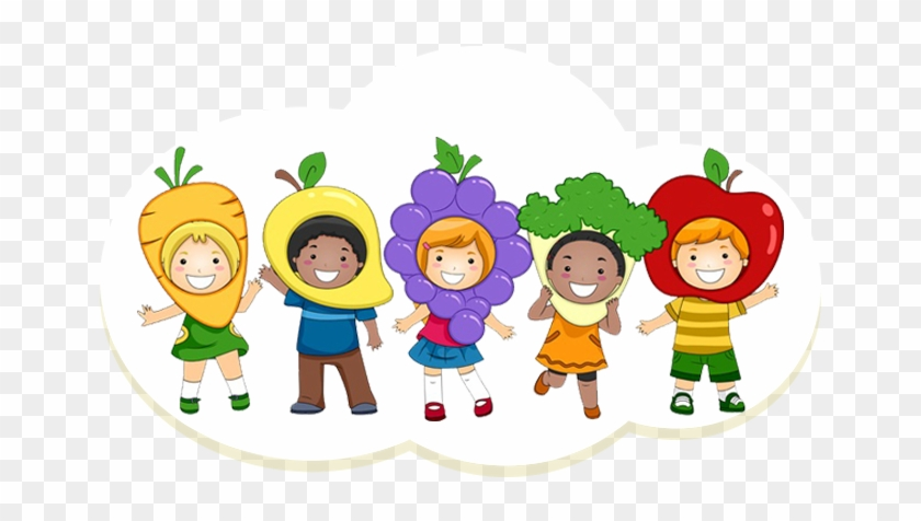 Nutrition Health Child Clip Art - Healthy Eating Kids ...