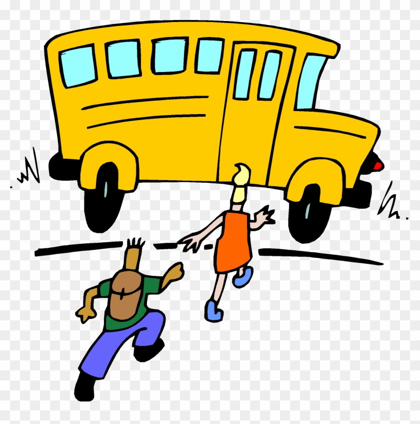 Field Trip Clipart Free Download Clip Art Free Clip - Miss The School Bus #1127086