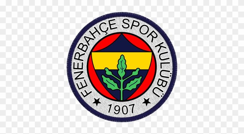 Dream League 17 Fb Logo Url Vector And Clip Art Inspiration - Dream League Soccer 2018 Fenerbahçe Logo #1127189