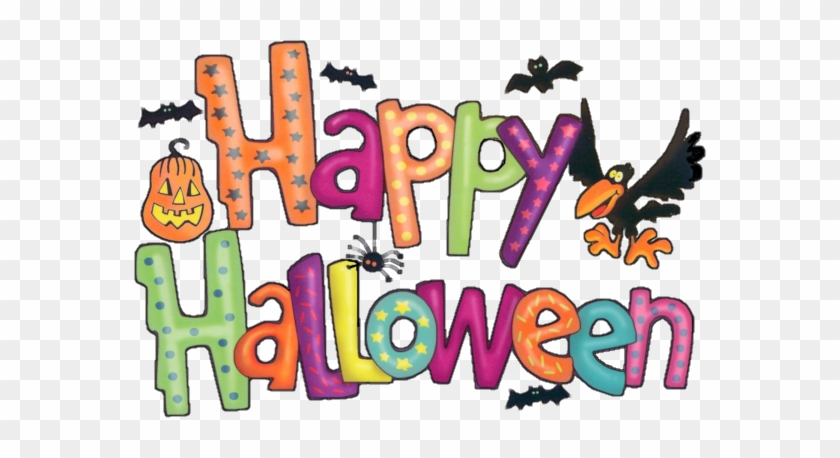 B Happy Halloween Clipart Free Transparent Png Clipart Images Download