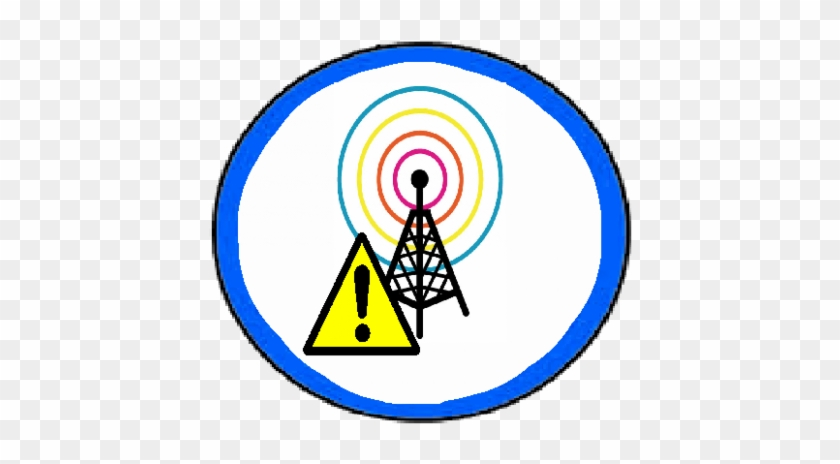 Tower Internet Ping Or Lag [warning] - Cell Phone Tower #1130576