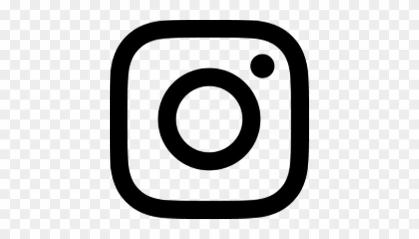 Instagram Icon - Transparent Background Instagram Logo #1131666