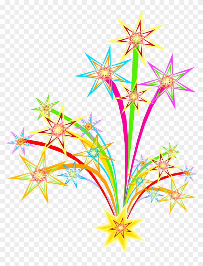 Google Map To Real Pro Systems - New Years Eve Fireworks Clipart #1132065