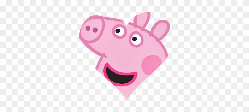 I Luv Peppa Pig And U Should Too - Peppa Pig Looks Like A Penis #1132758