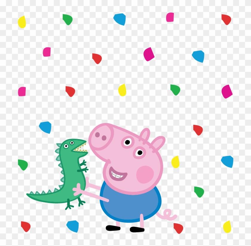 Grampy's Dinosaur Park - Peppa Pig George And Dinosaur #1132811
