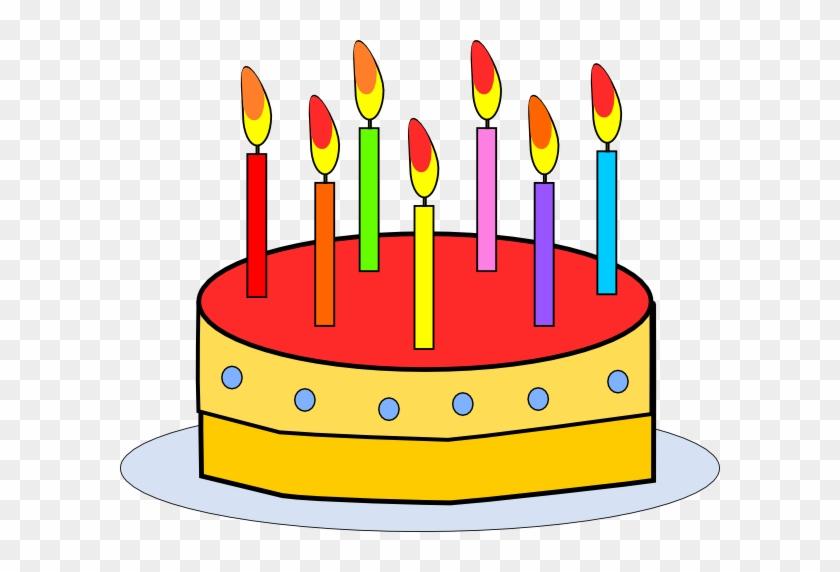 Birthday Cake Pictures Cartoon