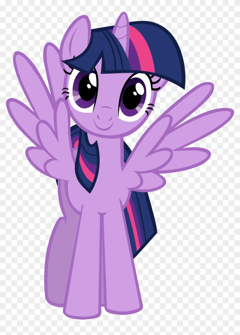 Twilight Sparkle, - Invitation Card Little Pony #1134634