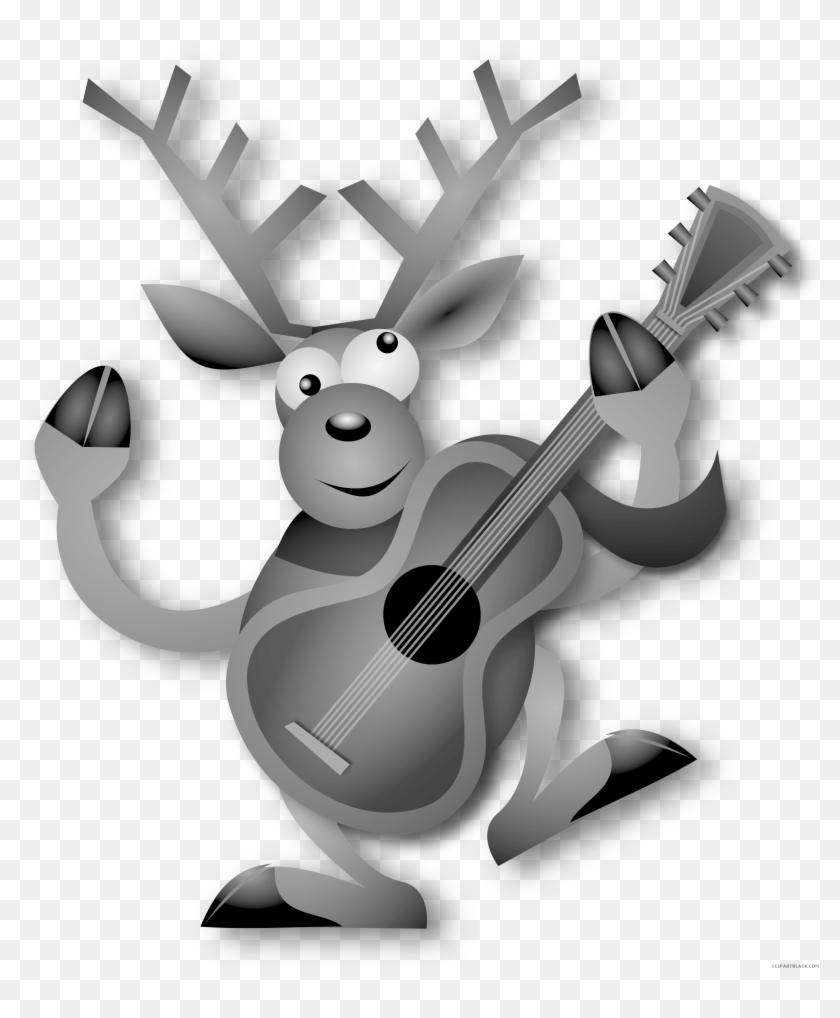 Dancing Reindeer Animal Free Black White Clipart Images - Zazzle Dancing_reindeer2222 Ipad Mini Hüllen #1134751