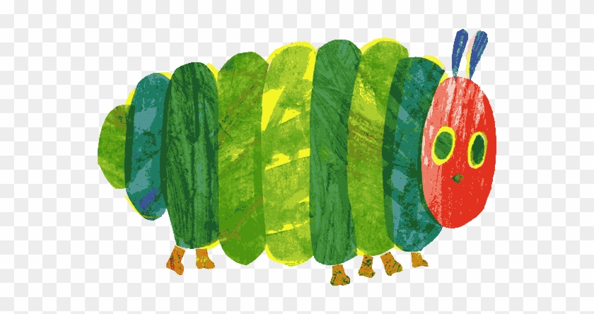 Caterpillar - Very Hungry Caterpillar Fat Caterpillar #1134881