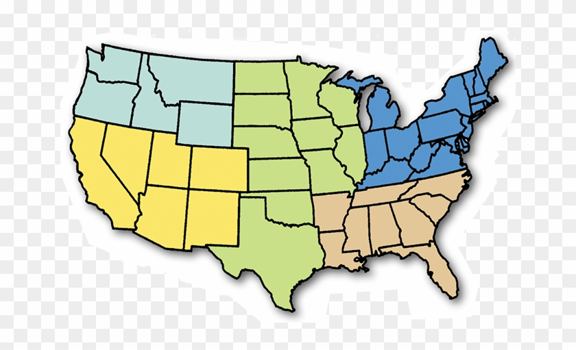 Usafinal - Blank United States Map - Free Transparent PNG ...