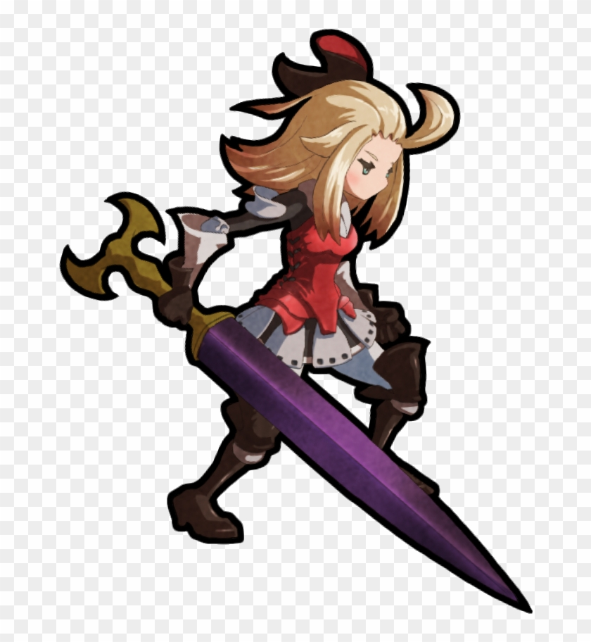 Edea Lee The Final Fantasy Wiki 10 Years Of Having - Bravely Default #1135977