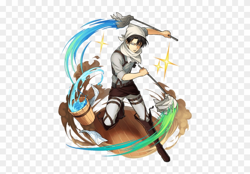 Sweeper Corps Levi Attack On Titan Free Transparent Png Clipart Images Download