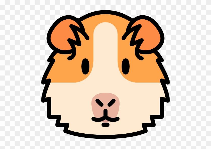 Guinea Pig Free Icon - Guinea Pig Decal #1136717
