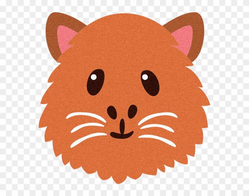 Guinea Pig Stickers Messages Sticker-1 - Emoji Guinea Pig #1136733