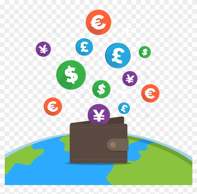 Payment Business E-commerce Money Exchange Rate - Currency #1137438