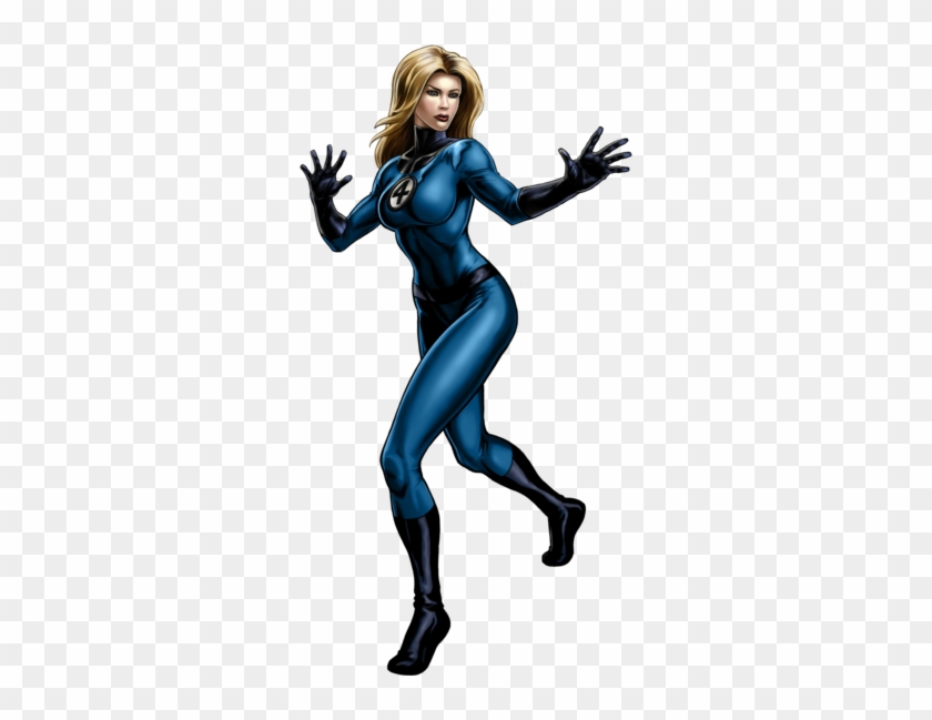 The Ladies Of The Comic Books Images Marvel Girls Wallpaper - Marvel Invisible Woman #1138250
