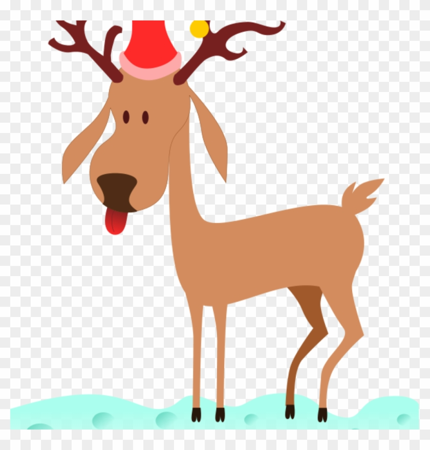 reindeer clipart reindeer clipart free christmas graphics rh clipartmax com reindeer and sleigh clipart free santa reindeer clipart free