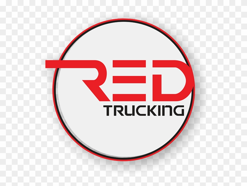 Red Trucking Transport Warehousing And Logistics Management