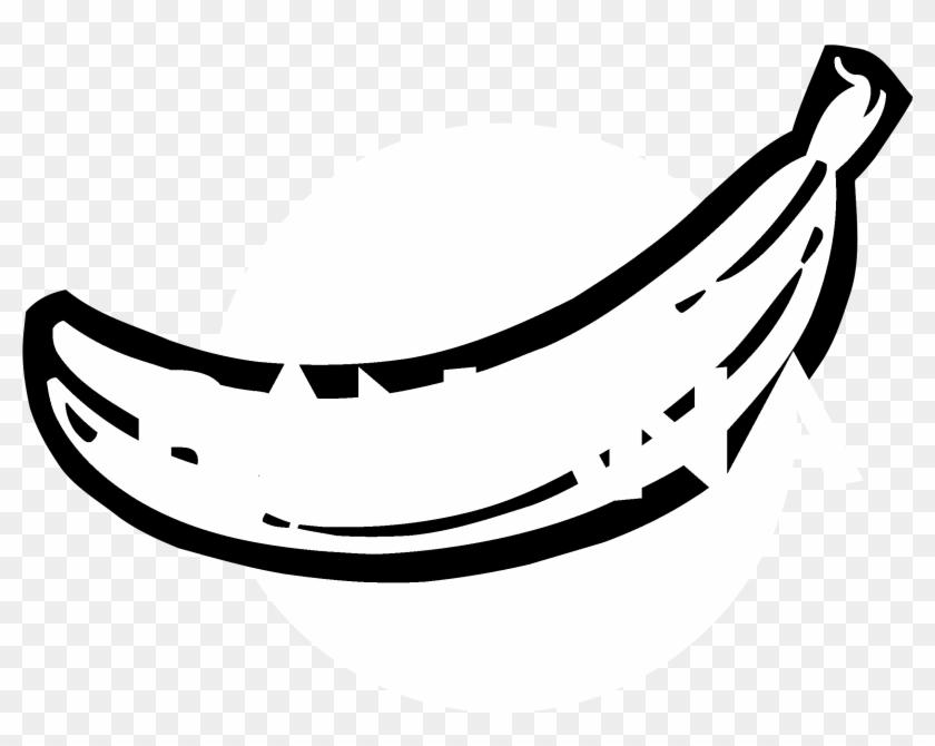 Banana Beach Bar Logo Black And White Banana Logo Free