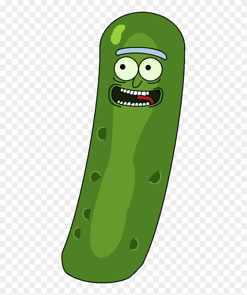 My Drawing Of Pickle Rick By Shawnbarba On Deviantart - Pickle Rick Drawing #1142317
