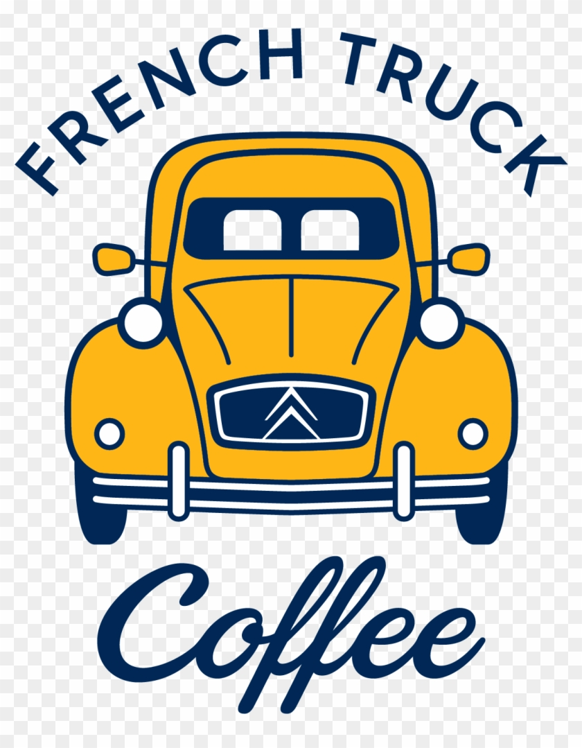 Explore Low Carb, Illustration Art, And More - French Truck Coffee Logo #1142354