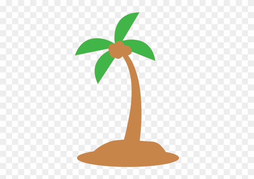 Emoji Clipart Palm Tree - Facebook Palm Tree Emoji #1142364