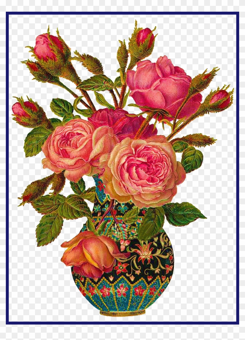 Marvelous Png Flawar For Bouquet Of Red Roses Clip Birthday Wishes