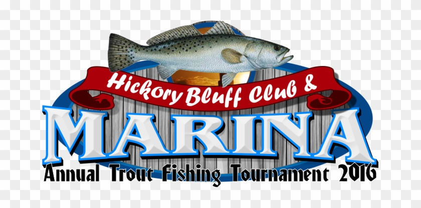 Trout Tournament Logo - Speckled Trout #1143647