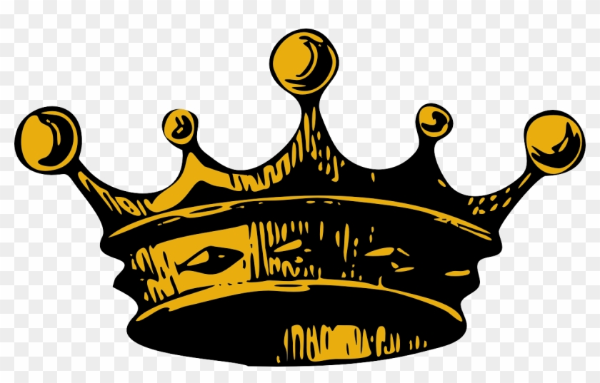 5 Point Crown Clipart - Latin Kings Logo Png #189728
