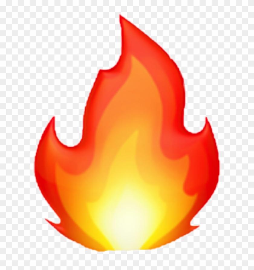 Fire Emoji Png #189850