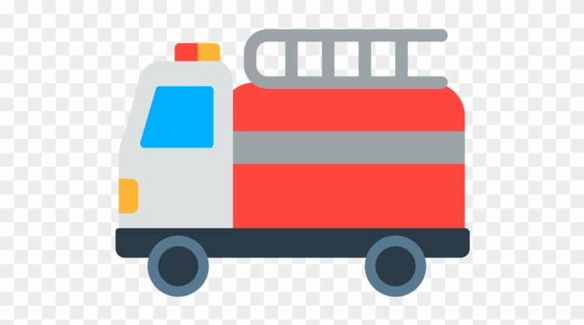 Mozilla - Fire Engine Emoji #189861