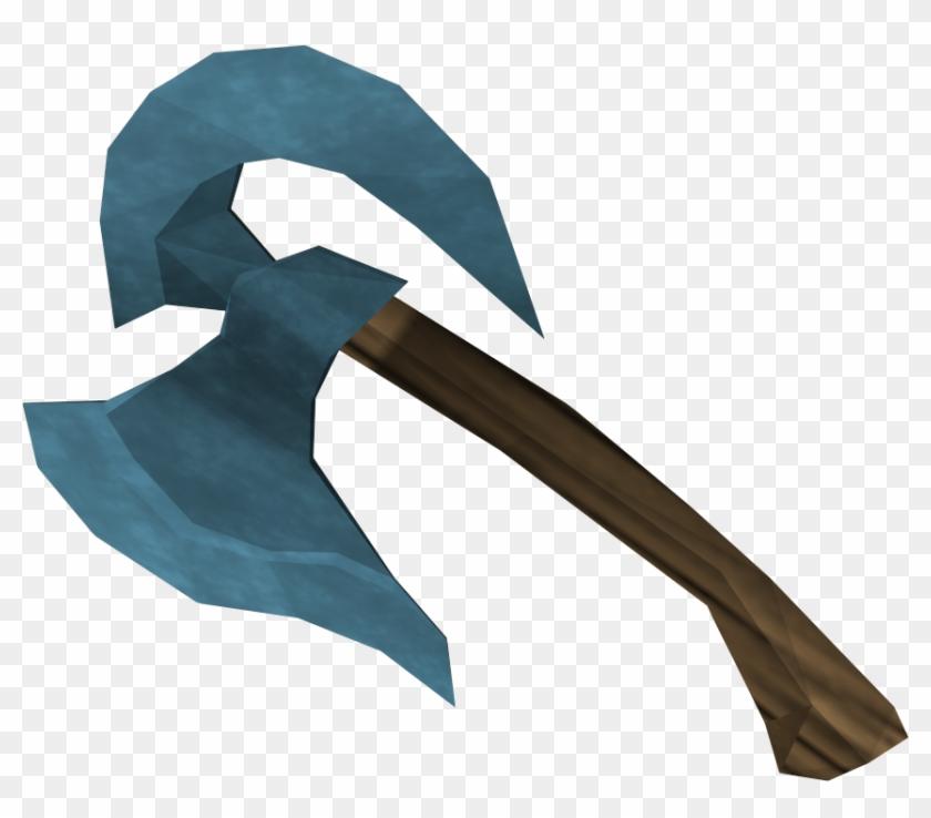 Rune Throwing Axe - Runescape Axe #190061