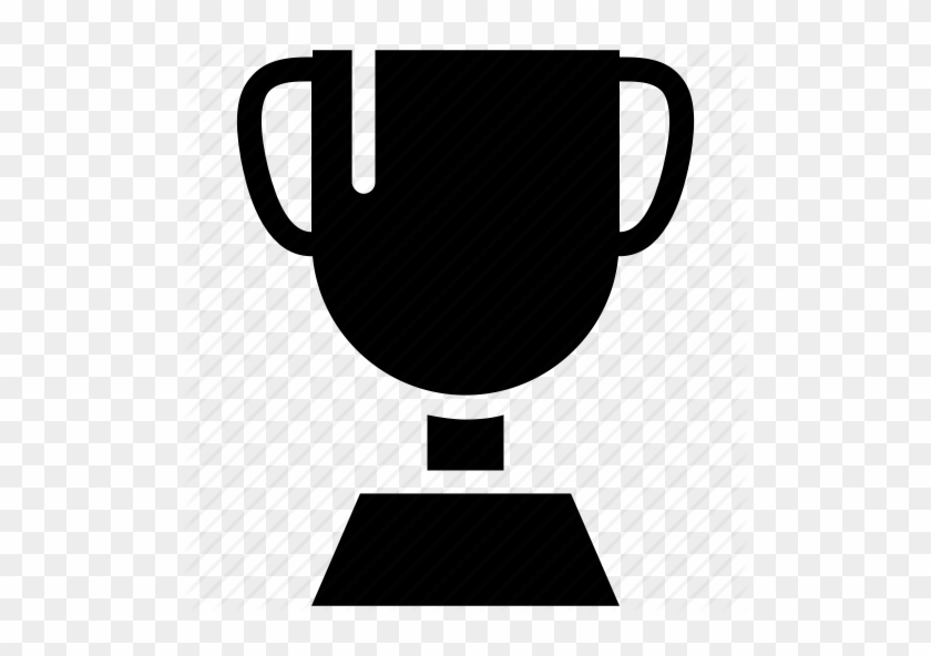 Award Awards Cup Silhouette Symbol Trophies Trophy Icon