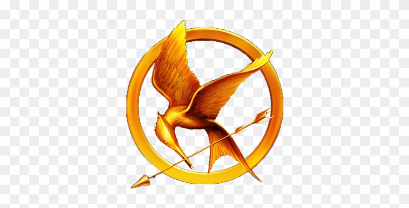 Hunger Games Clipart - Hunger Games Book One #190262