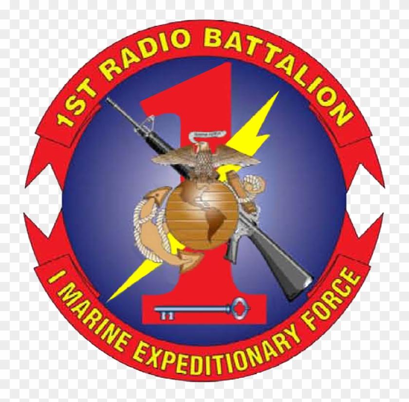 Marine Corps 1st Radio Battalion #190267