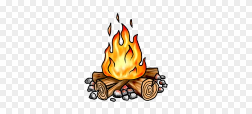 Campfire Clipart Transparent - Welcome To Our Campsite - Camping Sign - Rv Sign #190406
