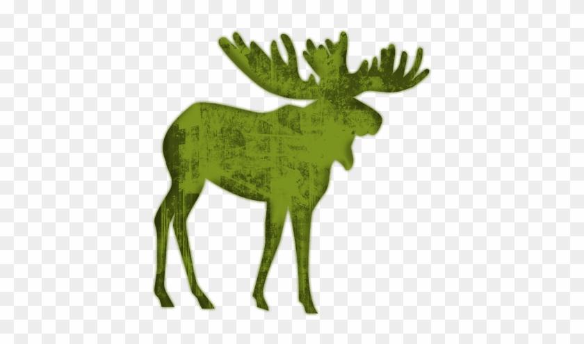 Moose Clip Art Clipart Free Clipart - Moose Outline #190485