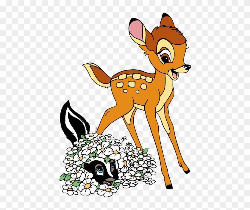 Back To Bambi Clip Art Menu - Peek-a-boo Bambi [book] - Free ...