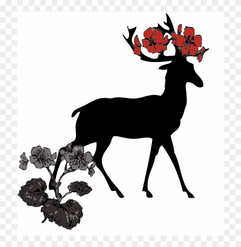 Free Crowned Deer
