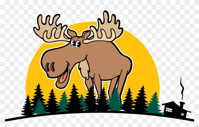 Cartoon Moose #191122