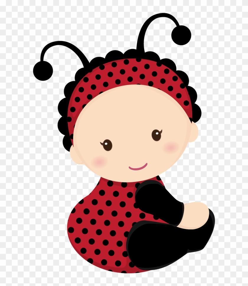 Baby Ladybug Cliparts - Baby Ladybug Clipart #191627