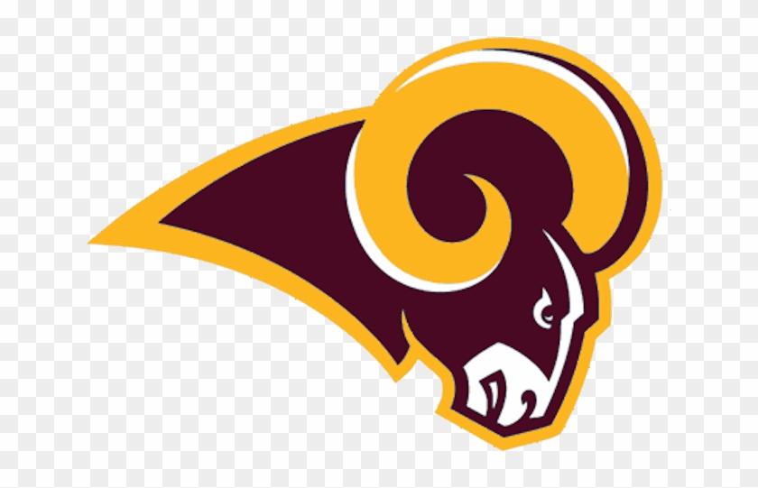 Ram Logo Clipart - Ross High School Logo #191652