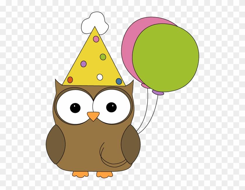 Licorice - Cute Clip Art Birthday Owls #192129