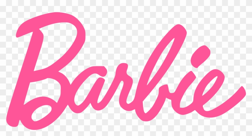 Barbie Logo Printable Clipart Silhouette