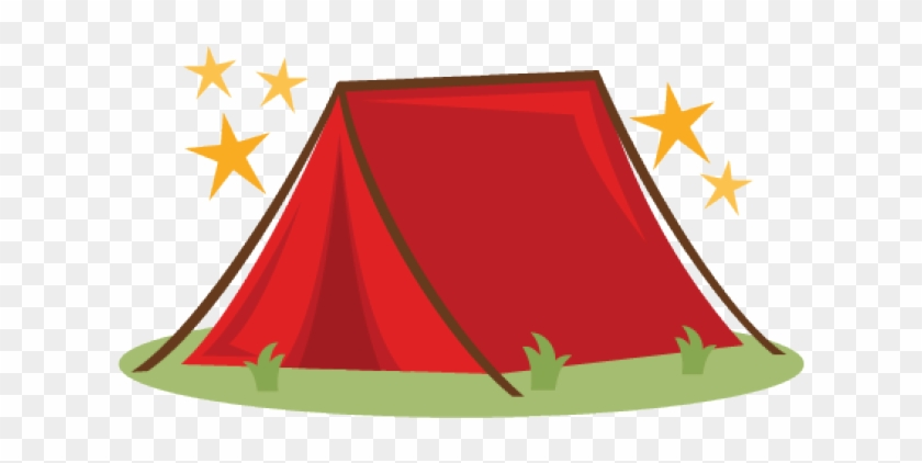 Camping Tent Clipart - Camping Tent Clipart #192639