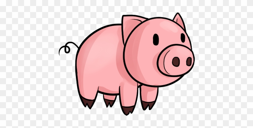 Free To Use Public Domain Pig Clip Art - Little Red Hen Characters #192767